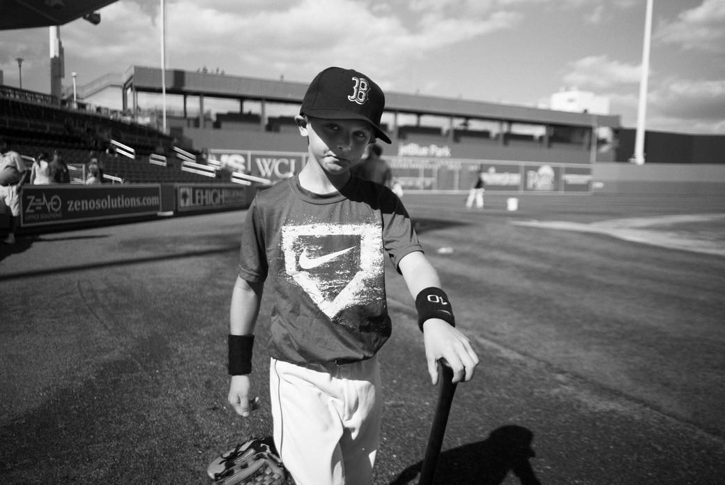 Bat boy, Spring Training, Florida. March 15, 2014.jpeg