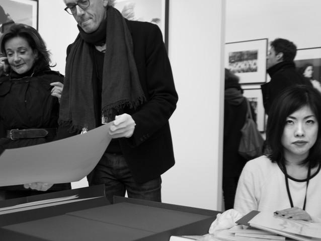 Paris Photo Show, Paris, November 16, 20