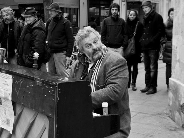 Playing Let It Be, Paris. November 24, 2