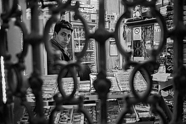 Cashier, Istanbul. March 23, 2014.jpg
