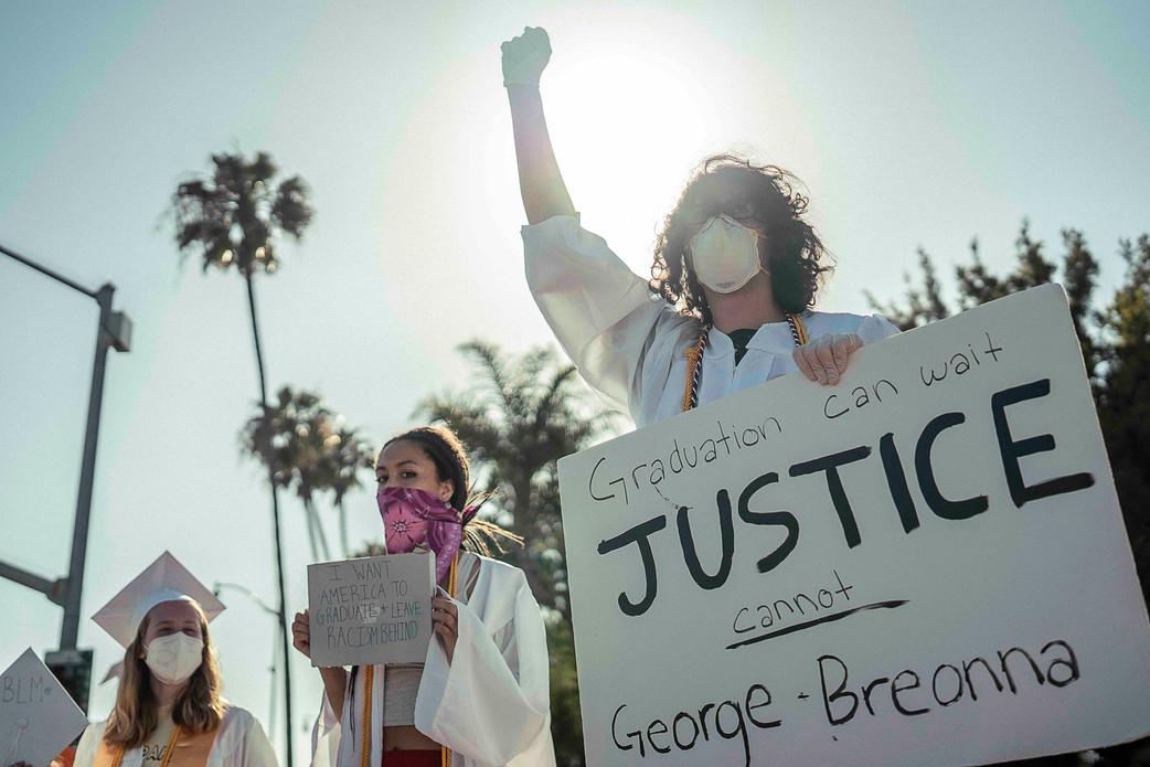 1. Beverly Hills HS Graduates, Beverly Hills. June 4, 2020.jpeg