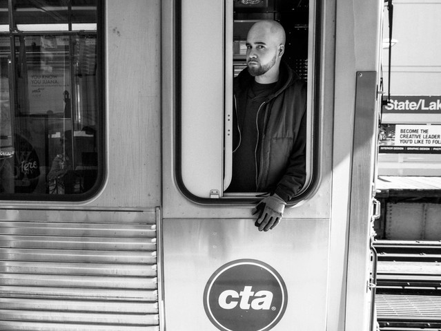 CTA, Chicago. June 6, 2014.jpg