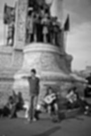 Saluting in Taksim Square.jpeg
