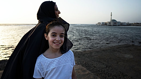 Mother and Daughter at the Red Sea.jpg