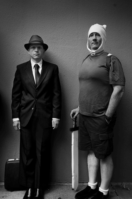 Two Friends Standing, Atlanta. September 02, 2013.jpeg