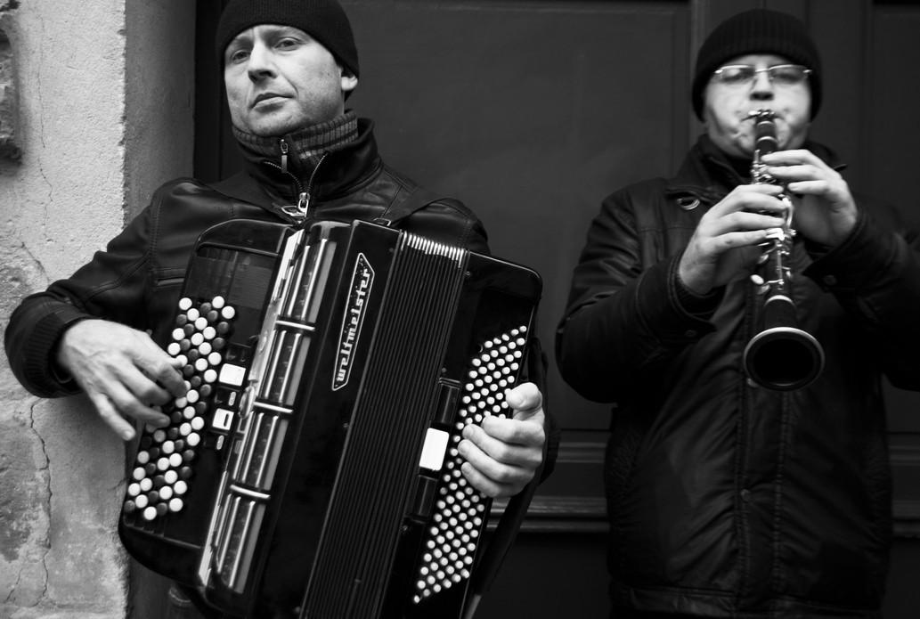 Street Musicians, Paris. November 24, 2013.jpg