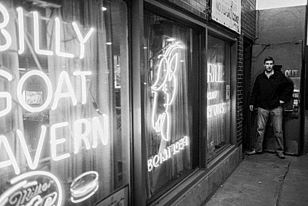 Billy Goat, Chicago. November 21, 2014.j