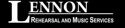 Lennon Rehearsal & Music Services
