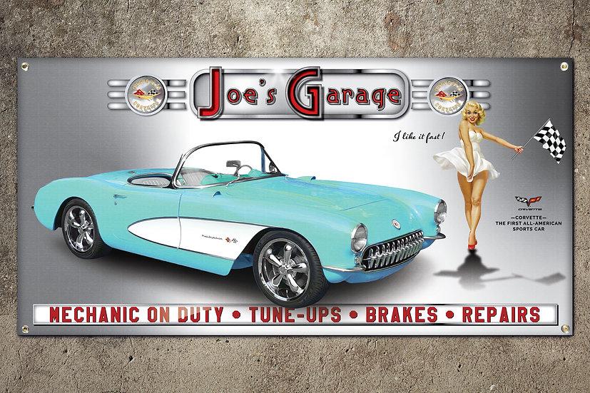 1957 corvette