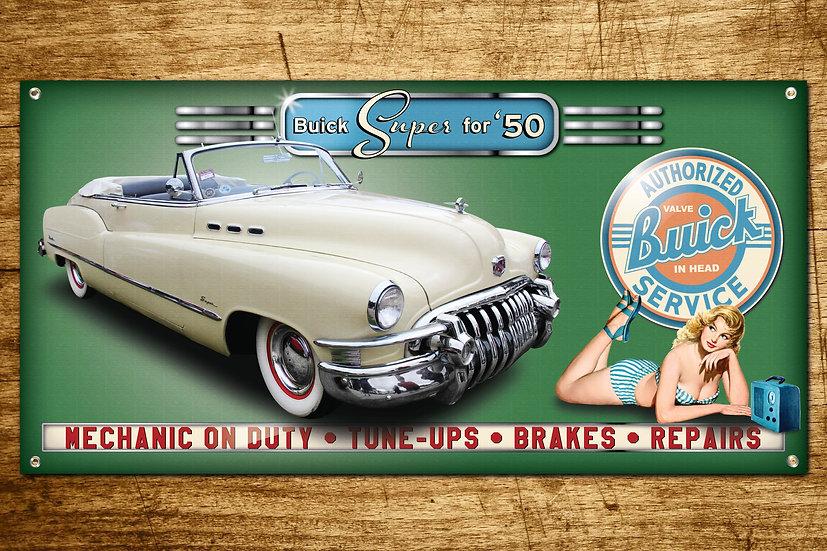 1950 Buick Super Convertible