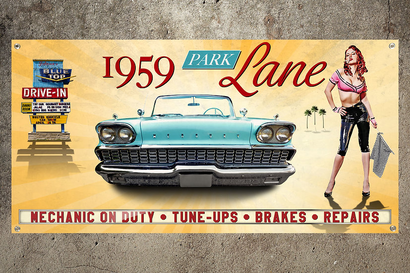 1959 Mercury Park Lane