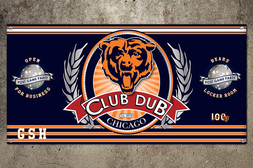 chicago bears club dub