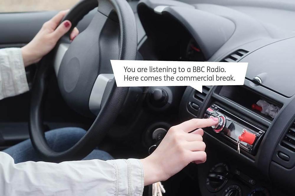 Anglicke radio