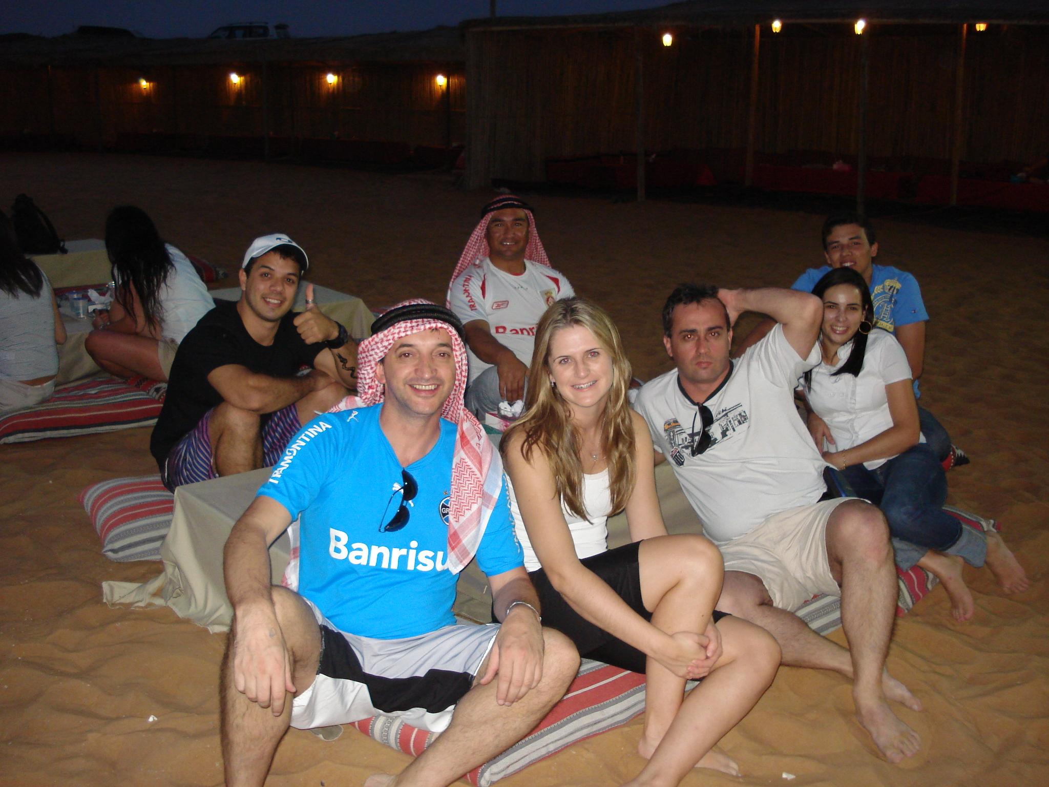 Jantar Beduíno