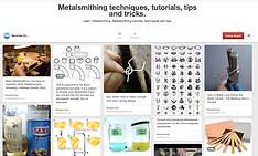 Metalsmithng techniques