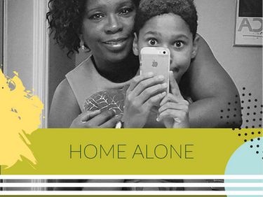 Home Alone:A week of parenting without my spouse