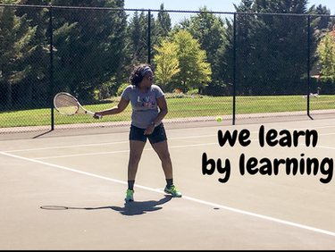 Revisting Tennis: What I am learning on the court.