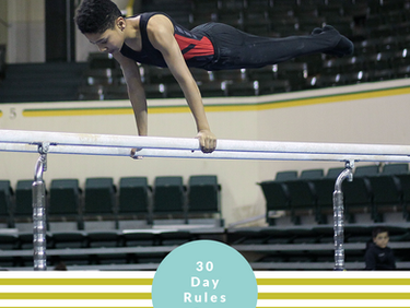 Will we time out of gymnastics journey?