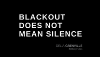 Blackout versus Shoutout: We can do them both
