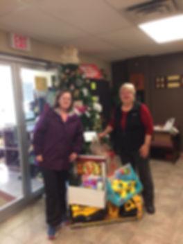2018 Presbyterial Memorial Xmas Donation