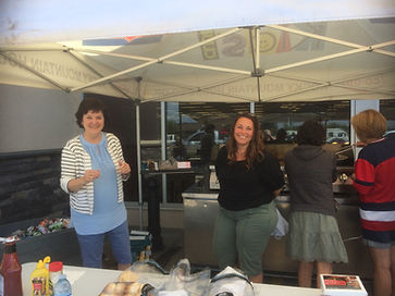 2019 August 2, 2019 - Coop BBQ Fundraise
