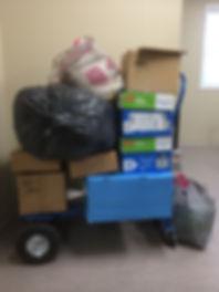 2019 Sept 27 - Lutheran VBS - Kids helpi