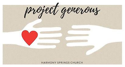 project generous.JPG
