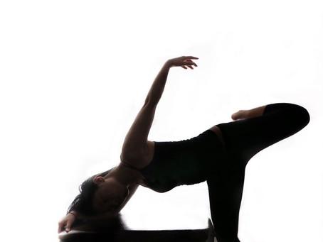 Yoga + Ash Wednesday
