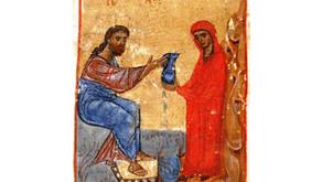 Sunday's a-comin musings The Samaritan Woman John 4:5-30 (Inclusive Bible)