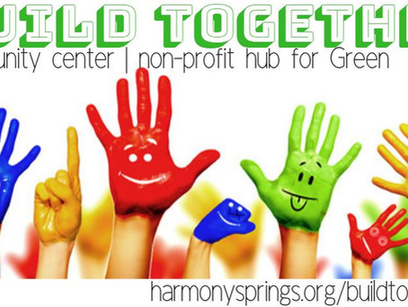 Harmony Springs Launches Build-Together Campaign