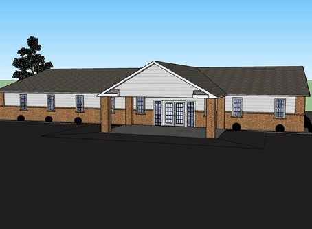 Building Plans and Funding Approved at Annual Meeting of Harmony Springs Church