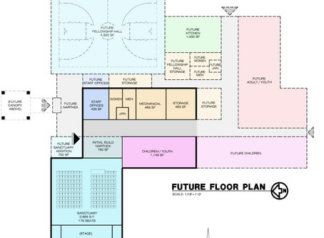 Draft Building Plans | Update from Trustees