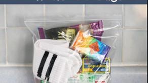 Our Lenten Project   Community Care Bags