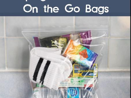 Our Lenten Project | Community Care Bags