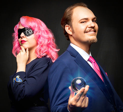 Anthem and Aria Denver Magic Show On Broadway September 27th