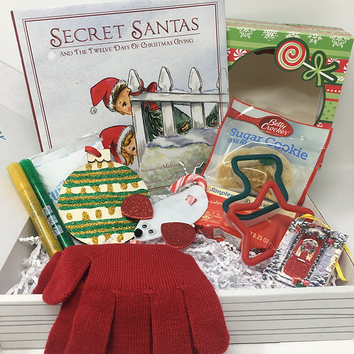 Secret Santas and the Twelve Days of Christmas Giving