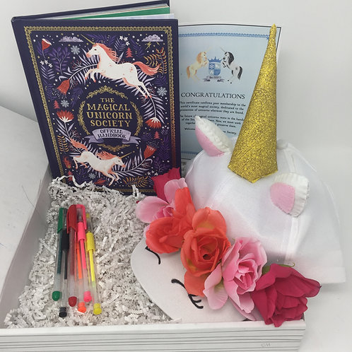 The Magical Unicorn Society Handbook