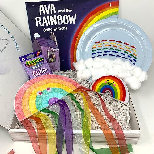 Ava and the Rainbow