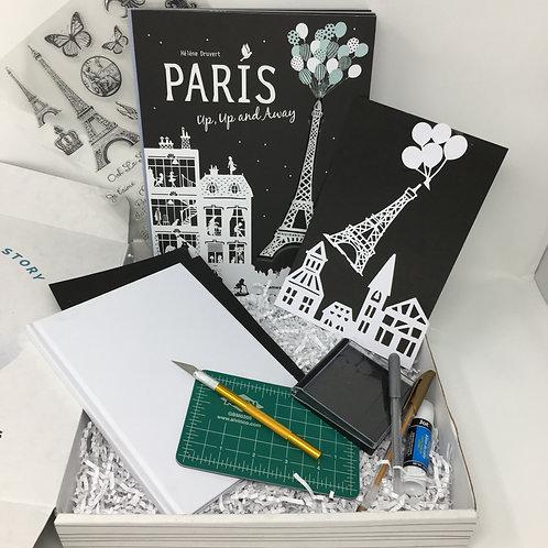 Paris, Up, Up, and Away