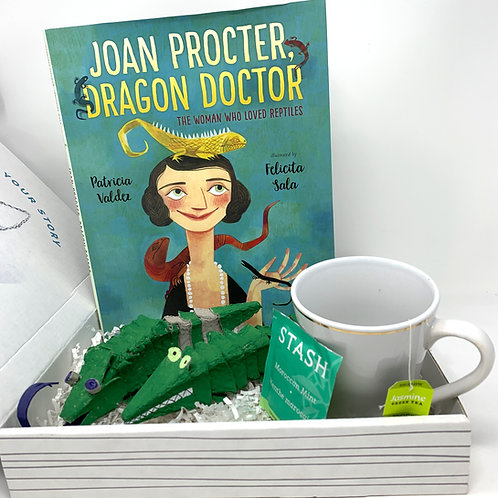 Joan Proctor, Dragon Doctor