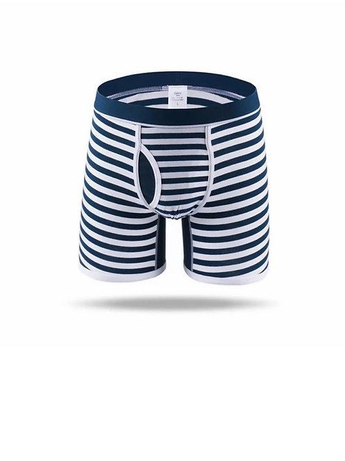 Blue Stripped Boxer