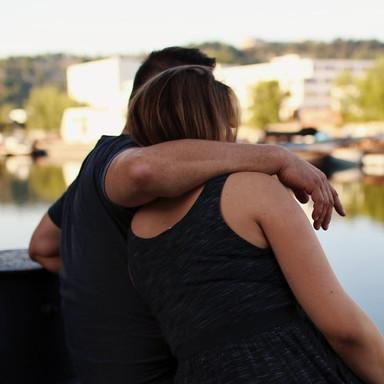 The Polite Hug