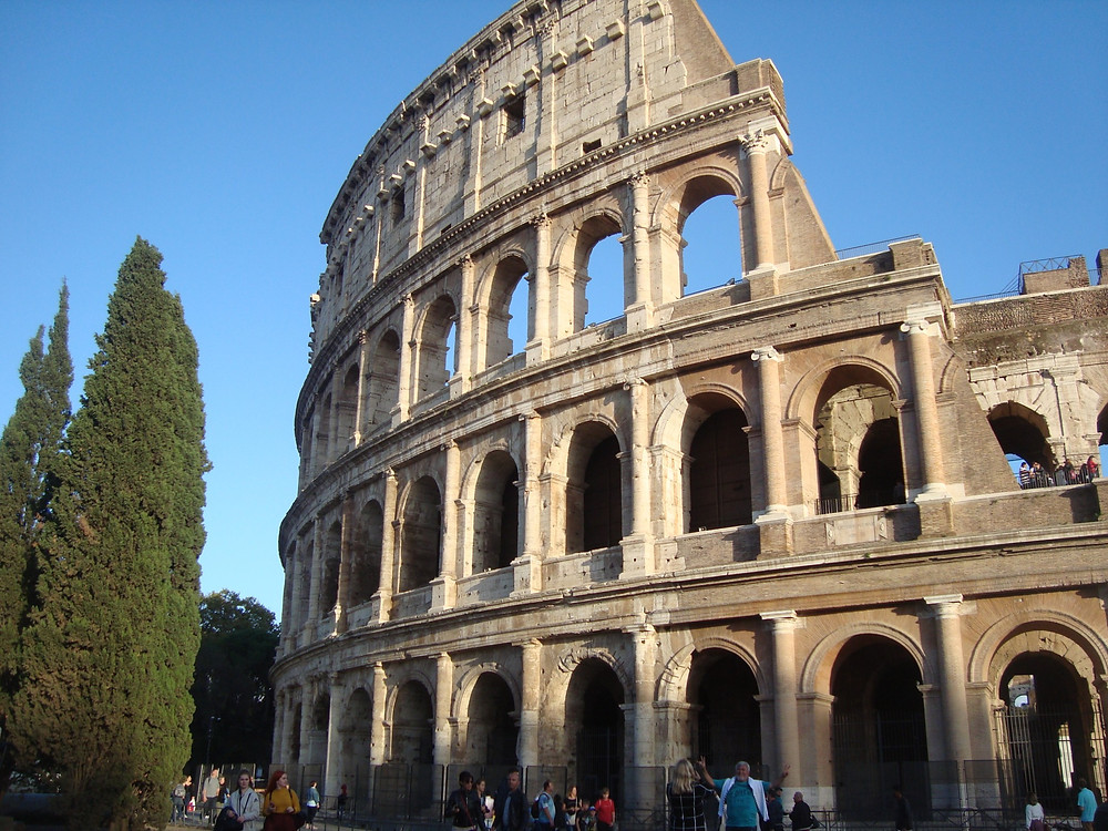 Qué hacer en Roma gratis: ver el Coliseo