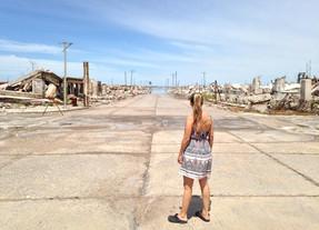 Visitar Epecuén: el pueblo en ruinas más visitado de Argentina