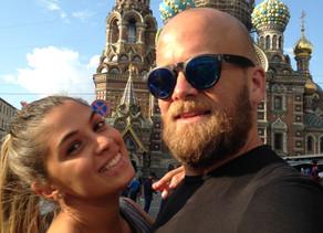 Las locas aventuras de un viaje (no) planeado a Rusia