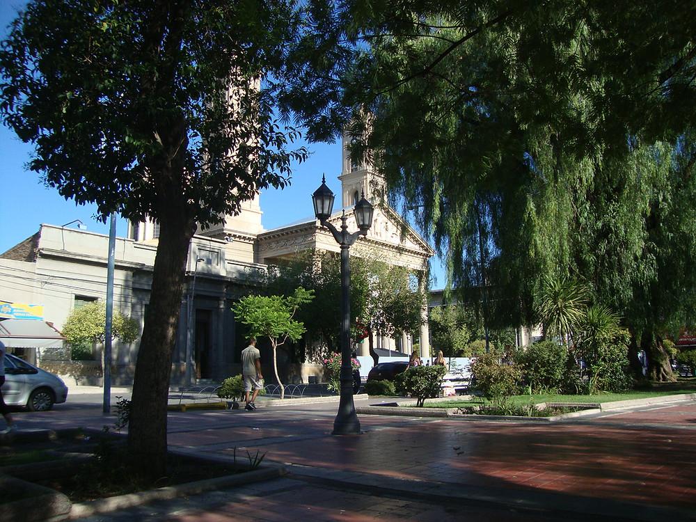 Plaza Pringles San Luis Capital
