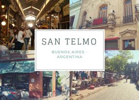 ¿Qué hacer en Buenos Aires? Recorriendo San Telmo