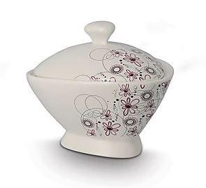 Scatolina porcellana