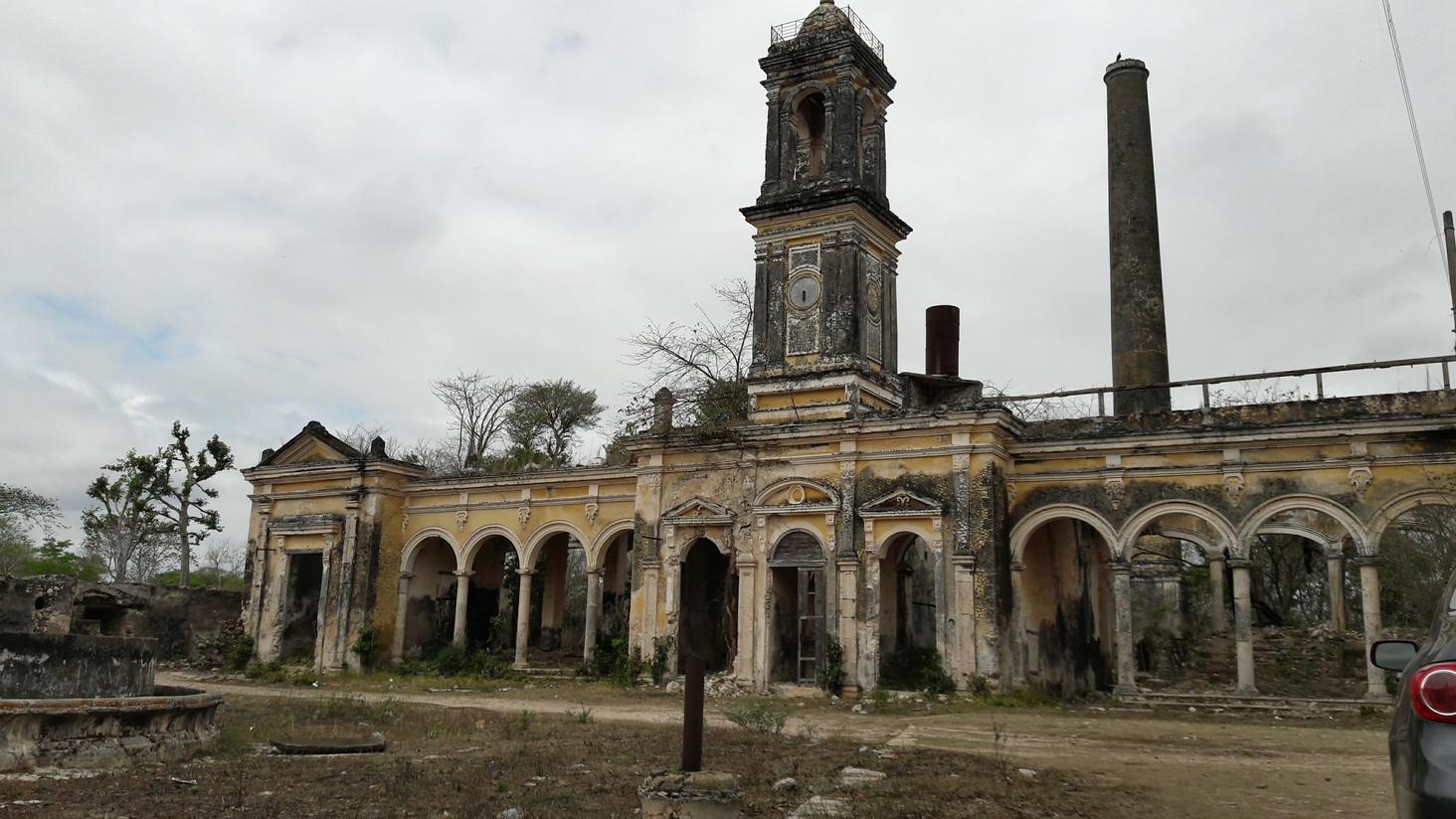 Sisal (henequenera) Hacienda