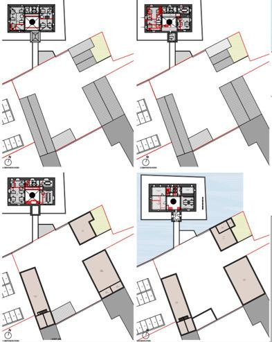 Plan Ausbau Schloss